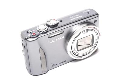 Panasonic Lumix DMC-TZ25 camera review