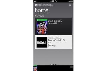Microsoft Xbox SmartGlass for iOS