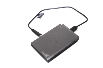 Seagate Wireless Plus 1TB hard drive