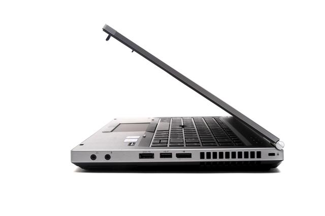 HP EliteBook 8470p business notebook