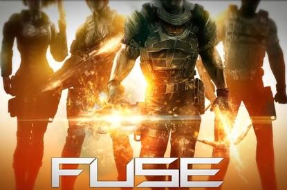 Insomniac Games Fuse (Xbox 360)