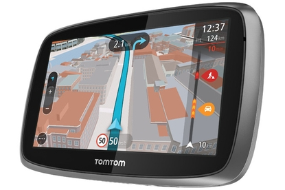 TomTom GO 500 Review: The TomTom GO 500 isn't perfect, but