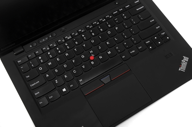 Lenovo ThinkPad X1 Carbon with touchscreen