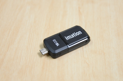 Imation ANZ 2-in-1 Micro USB Flash drive for Android