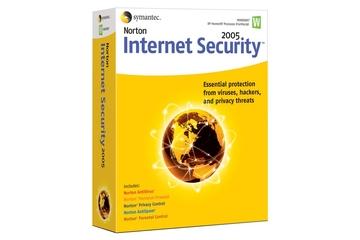 Symantec Norton Internet Security 2005