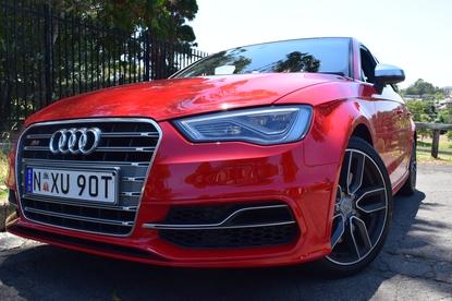Audi Australia S3 Sportsback