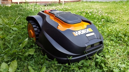 Worx Landroid Review: The plucky robotic will take some of