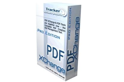 Tracker Software PDF X-change Pro