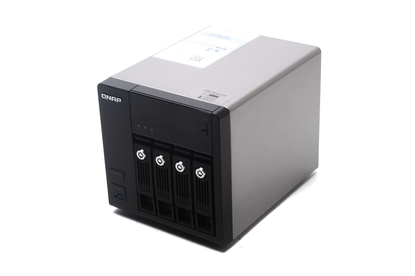 QNAP TVS-471 Review: Storage is far from boring when you