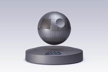 Plox Star Wars Death Star levitating Bluetooth speaker