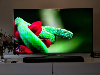 Samsung 2017 QLED Q7 TV Review: Samsung\'s new LED LCD smart 4K UHD ...