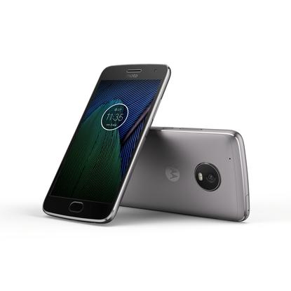 Motorola G5 Plus phone