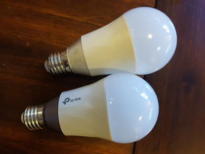 ​TP-Link​ Smart LED multicoloured light bulbs