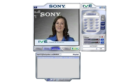 Sony IVE
