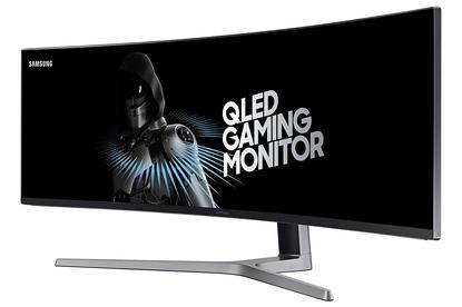 Samsung CHG90 49-Inch QLED Gaming Monitor