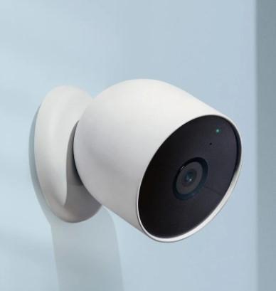 Google Nest Cam (outdoor or indoor, battery)
