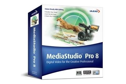 Ulead MediaStudio Pro 8
