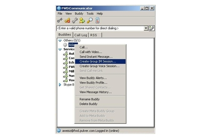 FWD .Communicator 0.99.1
