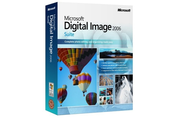 Microsoft Digital Image Suite 2006