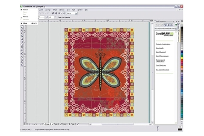 Corel CorelDraw Graphics Suite X3