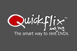 Quickflix Online DVD Rentals