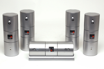 Laser 5.1 Home Theatre Speakers