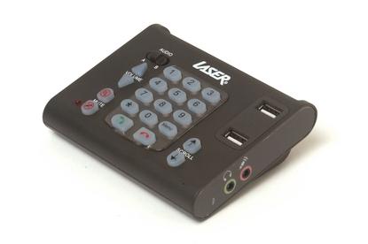 Laser VoIP Station