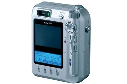 Fujifilm FinePix F610 Zoom