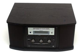 TEAC Australia GF350 Turntable CD Recorder & Radio