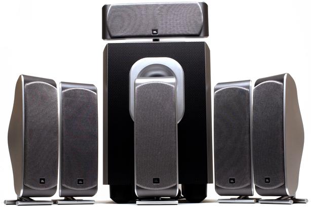 JBL SCS260-6 Home Theatre Speakers