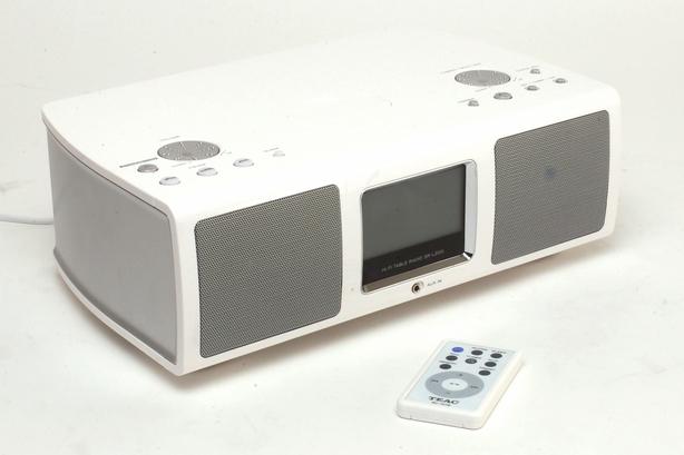 TEAC Australia SR-L200i Hi-Fi Table Radio