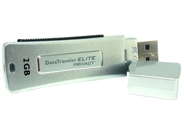 Kingston Data Traveller Elite (2GB)