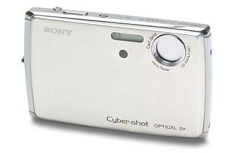 Sony Cyber-shot DSCT33