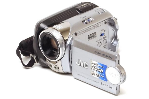 JVC Everio GZ-MG26