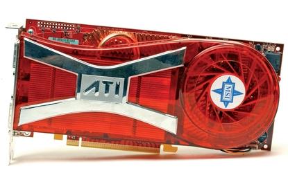 MSI Radeon X1950 XTX
