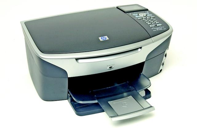 Hewlett-Packard Australia Photosmart 2710 All-in-One