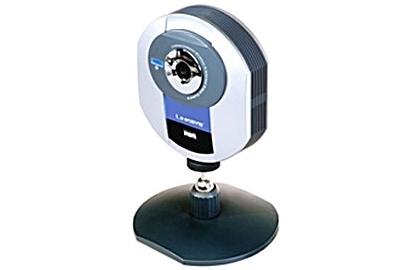 Linksys  WVC54GC Wireless Webcam