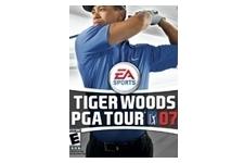 EA Games Tiger Woods PGA Tour 07