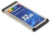 Transcend 32GB ExpressCard SSD