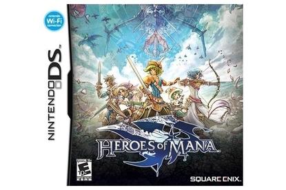 Ubisoft Heroes Of Mana