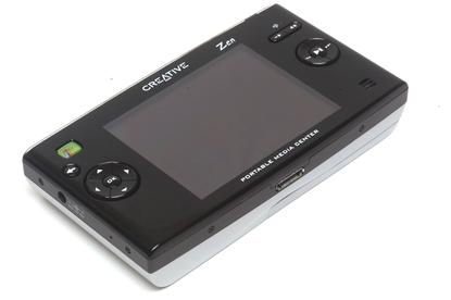 Creative Labs Zen Portable Media Center