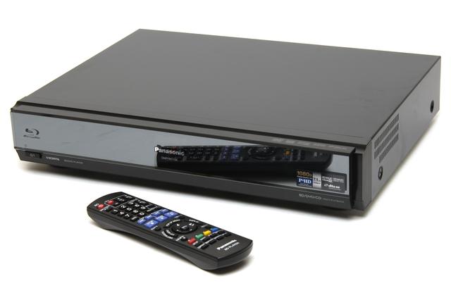 Panasonic DMP-BD10A