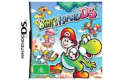 Nintendo Australia Yoshi's Island