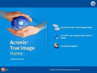 Acronis ANZ True Image Home 11