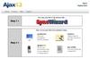 Ajax13 ajaxWrite online word-processor