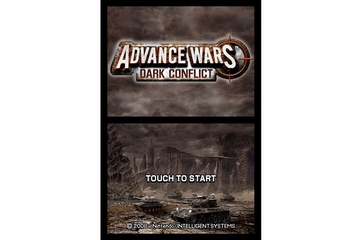 Nintendo Australia Advance Wars: Days Of Ruin