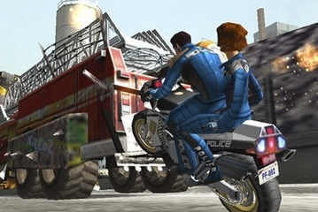 SCEE Pursuit Force: Extreme Justice