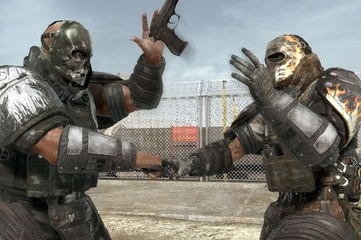 EA Games Army of Two