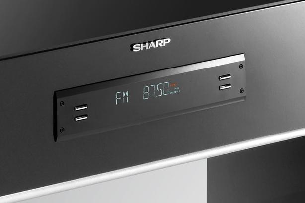 Sharp ANPR1000H