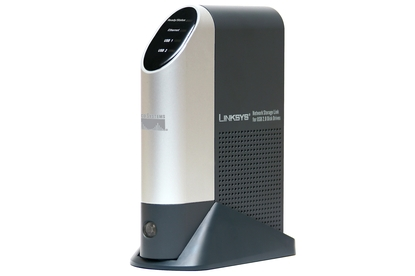 Linksys Network Storage Link with Maxtor OneTouch II